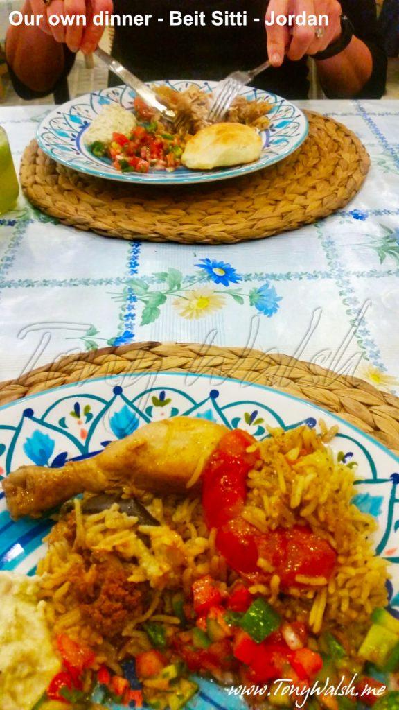 Beit Sitti Dinner