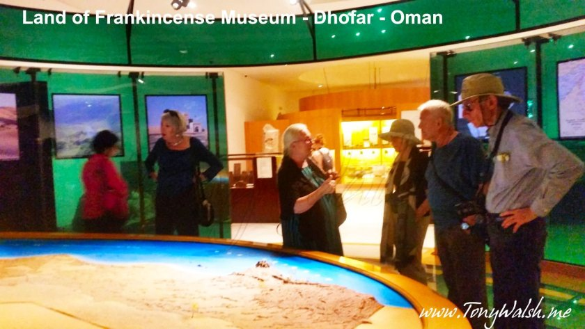 Land of Frankincense Museum Dhofar Oman