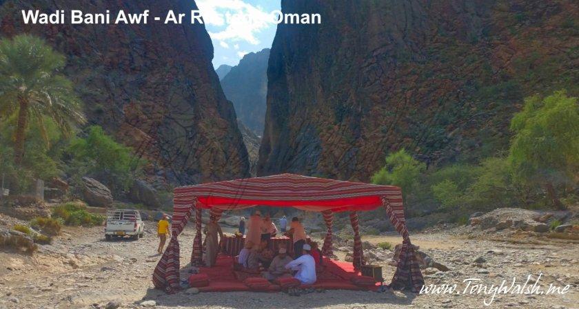 Wadi Bani Awf Ar Rustaq Oman