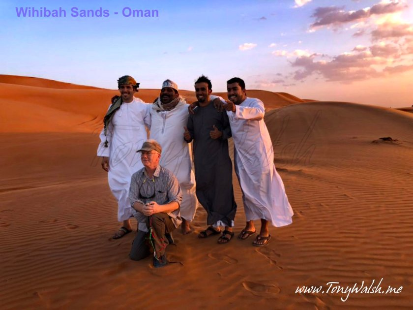 Wihibah Sands - Small Group Tour of Oman team