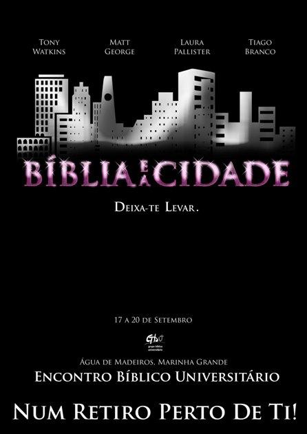 Bíblia e a Cidade