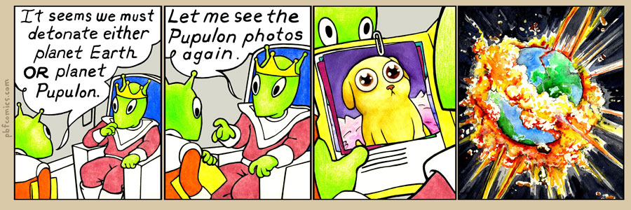 Executive Decision by The Perry Bible Fellowship