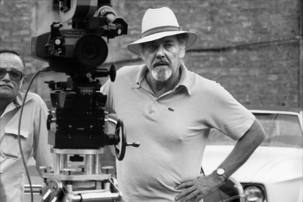Robert Altman, one of the greatest film directors in history.