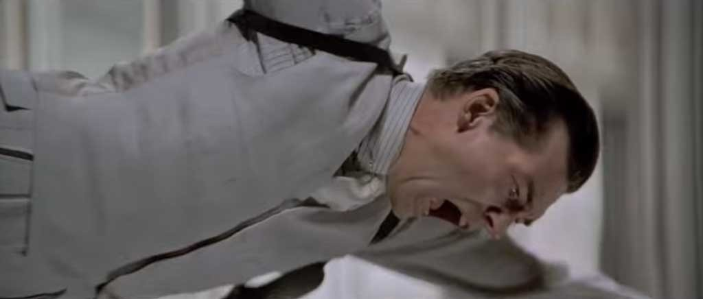 Billy Drago in The Untouchables