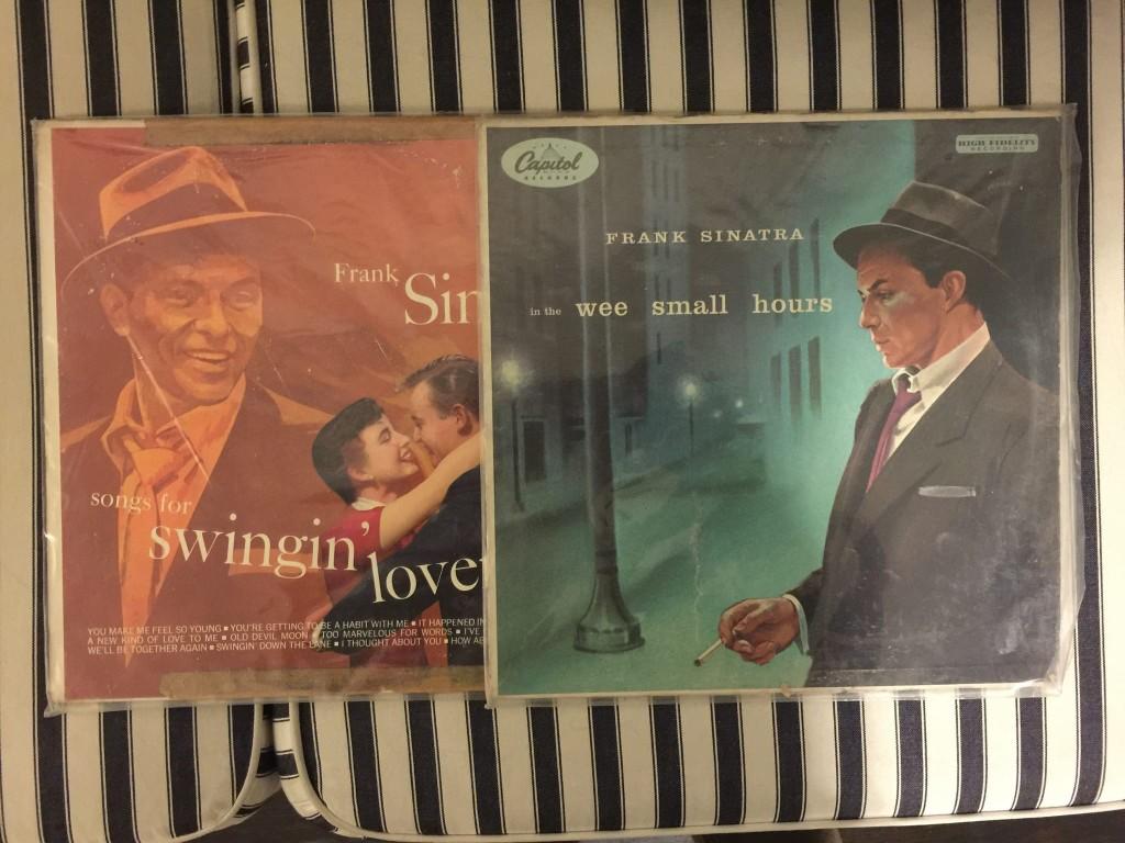 Sinatra albums