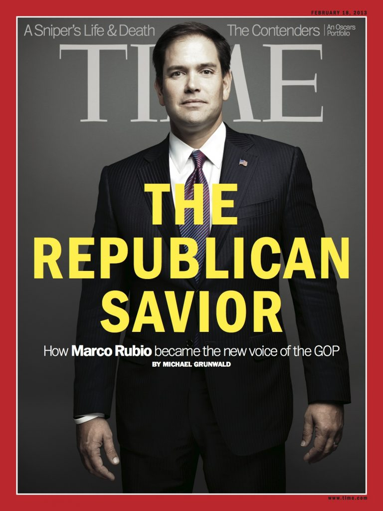 Marco Rubio Time Magazine