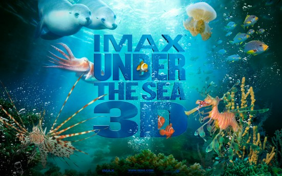 Under the Sea 3D Wallpaper 1 1280 550x343 42 Under The Sea Wallpapers