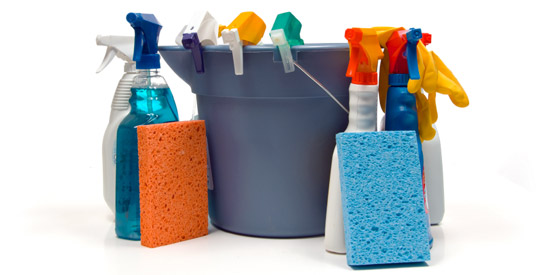 Alternative Cleaning Materials For A Cleaner Greener Home