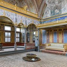 Harem du palais de Topkakı
