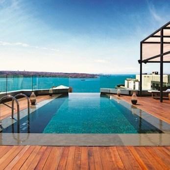 Swimming pool istanbul