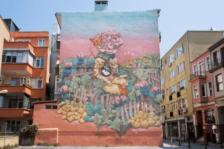 street art in Moda