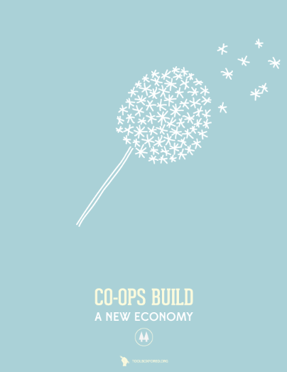 Co-ops build a new economy