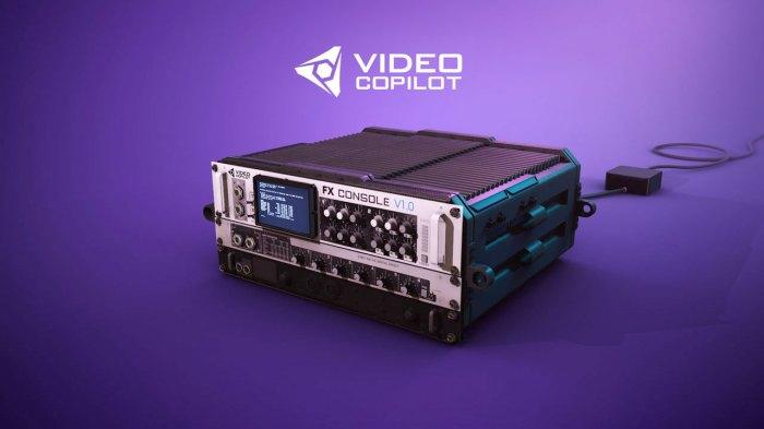 Video Copilot FX Console
