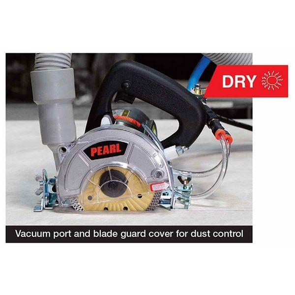 pearl abrasive vx5wv 5 portable handheld tile saw wet or dry