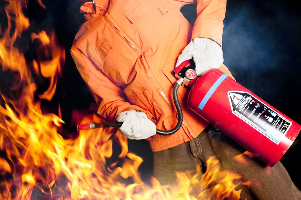 Best Fire Extinguisher For Electrical Fire
