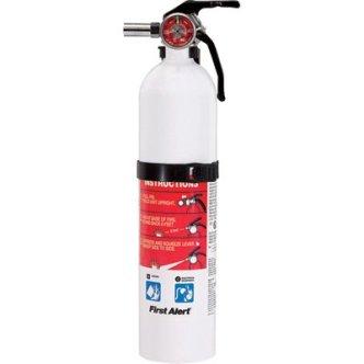 First Alert Auto/Marine Fire Extinguisher