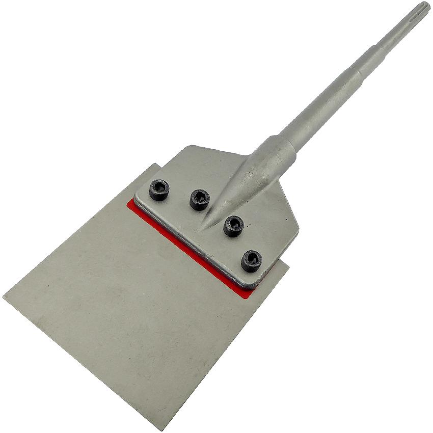 sds max floor scraper tool breaker chisel