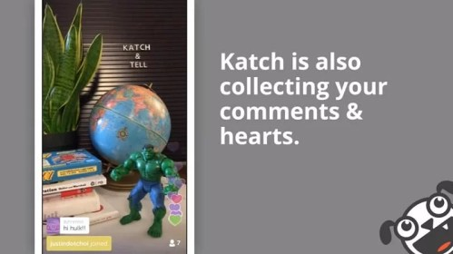 Katch - Get more from your Meerkat and Periscope streams (3)