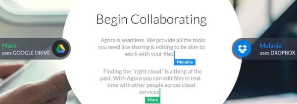 Agora, il repository per tutti i tuoi file in cloud