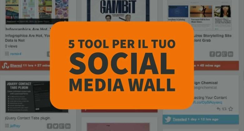 social-media-wall