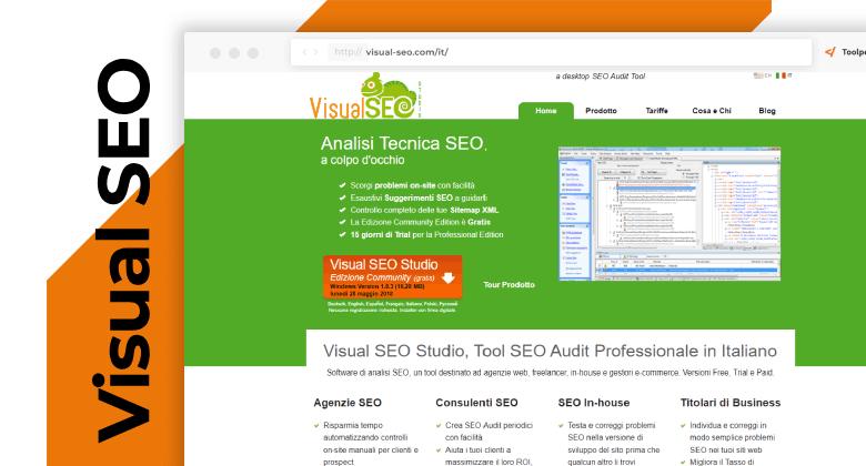 Visual SEO Studio tool crawling