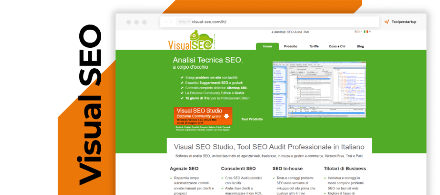 Visual SEO Studio tool crawling