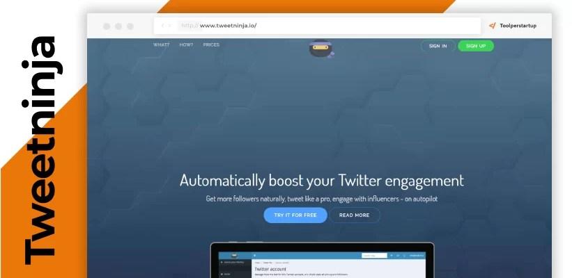 tweetninja engagement per twitter