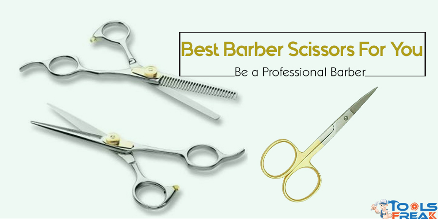 Best Barber Scissors for you
