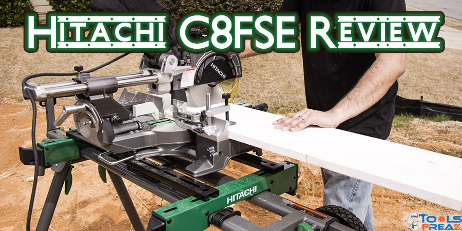 Hitachi C8FSE Review