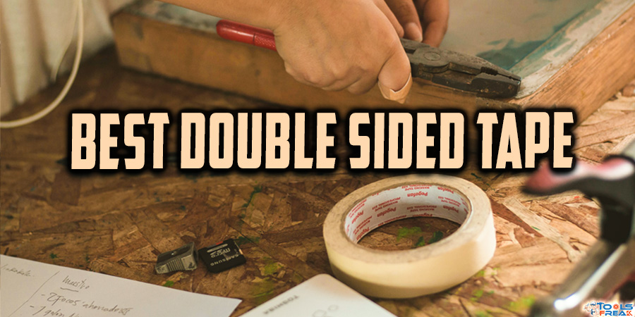 Best double sided tape
