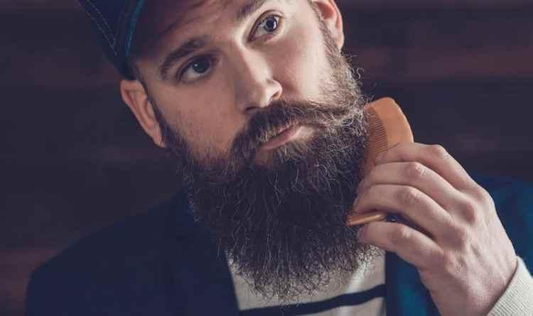 combing beard