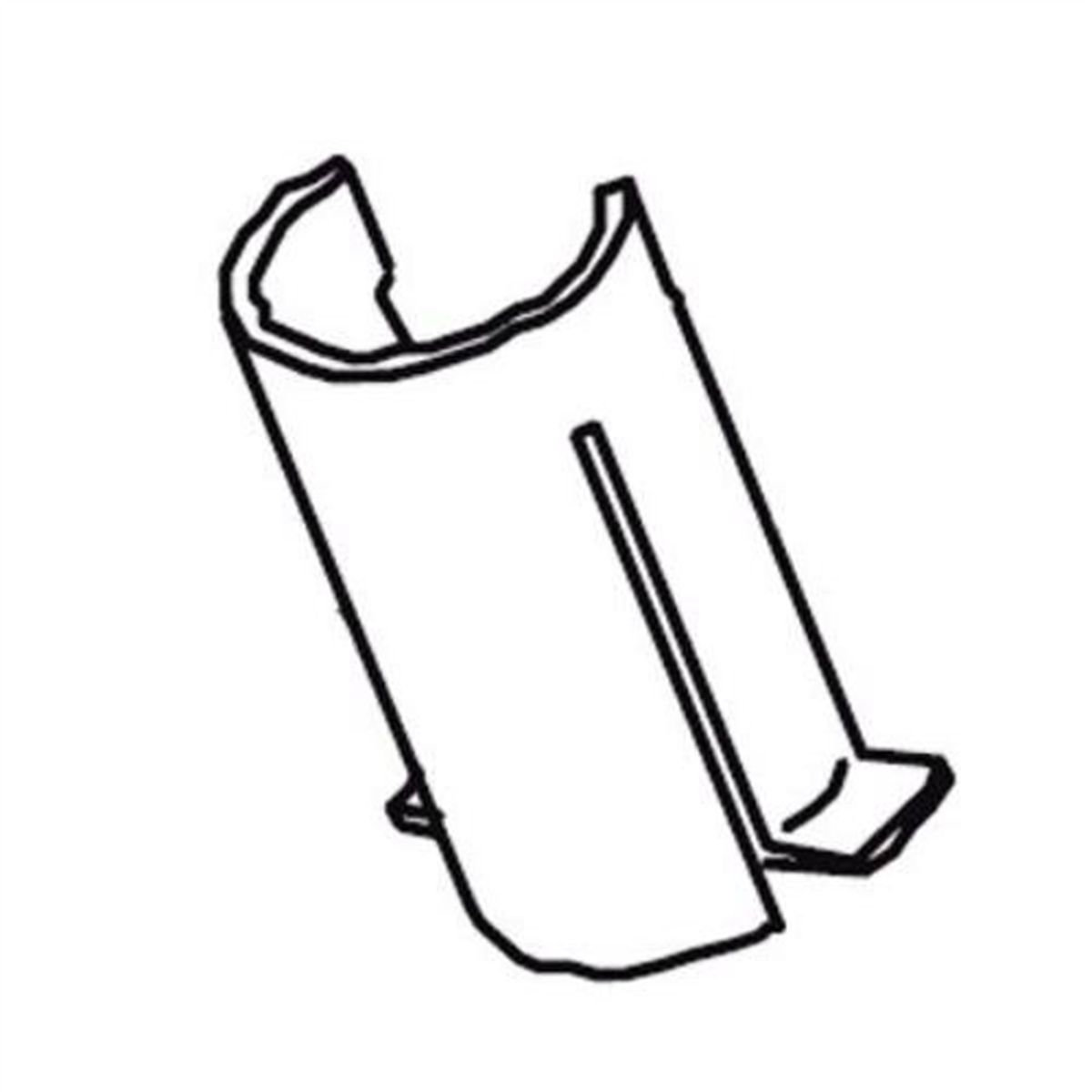 Inlet Retainer Clip For Series