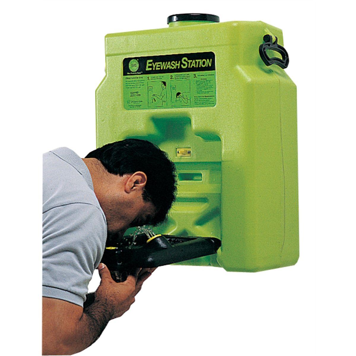 Sas Safety Corp 5135 Eye Wash Station Sas5135