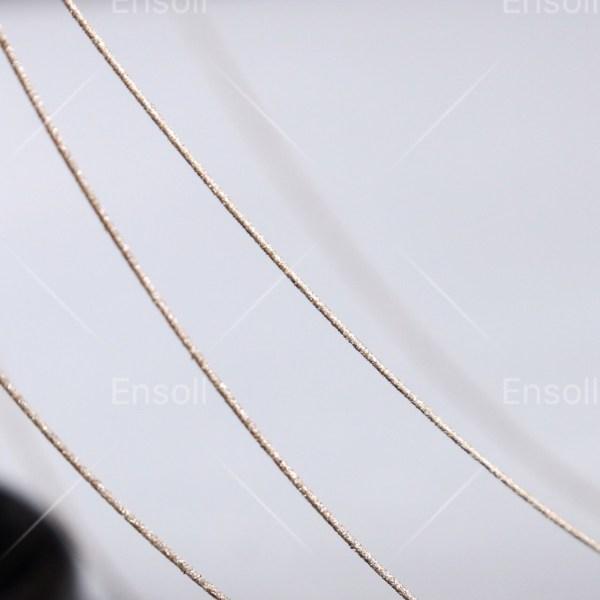 diamond wire cutting