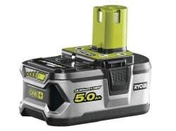 Ryobi One+ Battery Range Overview