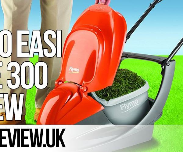Flymo Easi Glide 300 Electric Hover Collect LawnmoweFlymo Easi Glide 300 Electric Hover Collect Lawnmower Reviewr Review