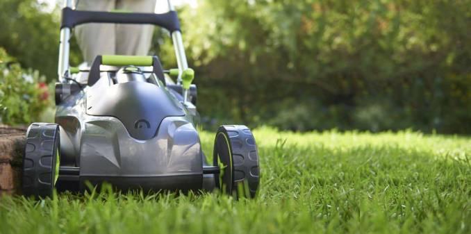 gtech discount - electric mower