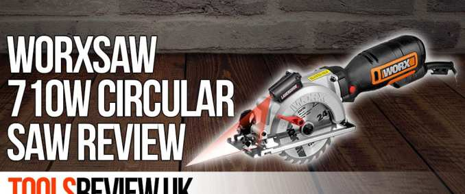 Worx Mini Circular Saw