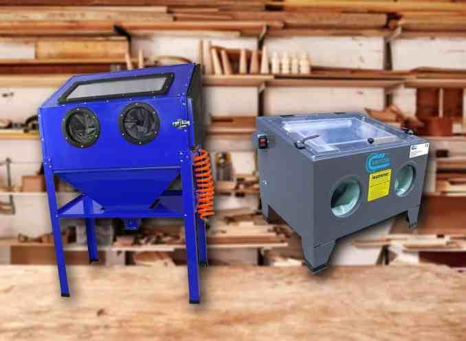 Best Sand Blasting Cabinets
