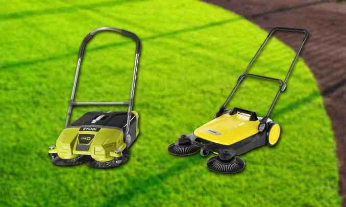 Best Garden Sweeper