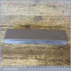 """Fine Very Fine Grade Natural Welsh Slate Honing Oil Stone - 7 ¾"""" Long x 1 ¾"""" Wide x 1"""" Thick"""