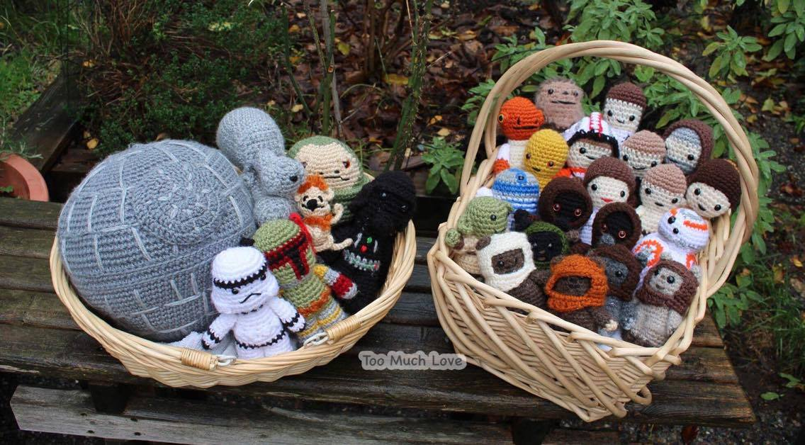 Ewok Inspired Crochet Scoodie   AllFreeCrochet.com   628x1136
