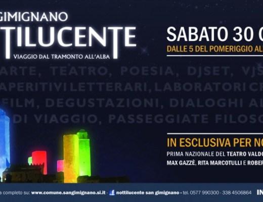NottiLucenti in San Gimignano