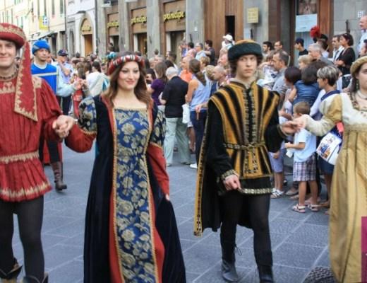 Renaissance Costume Pageant