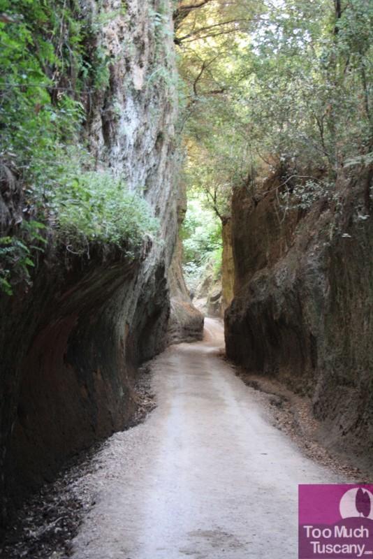 Via Cava of San Sebastiano