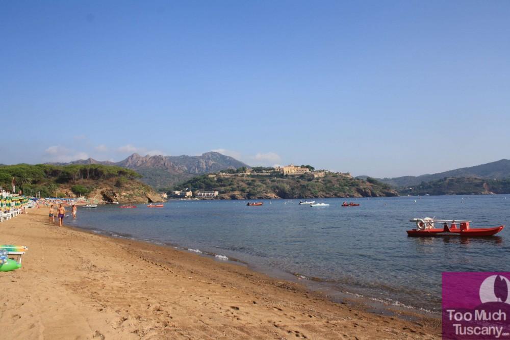 Naregno beach