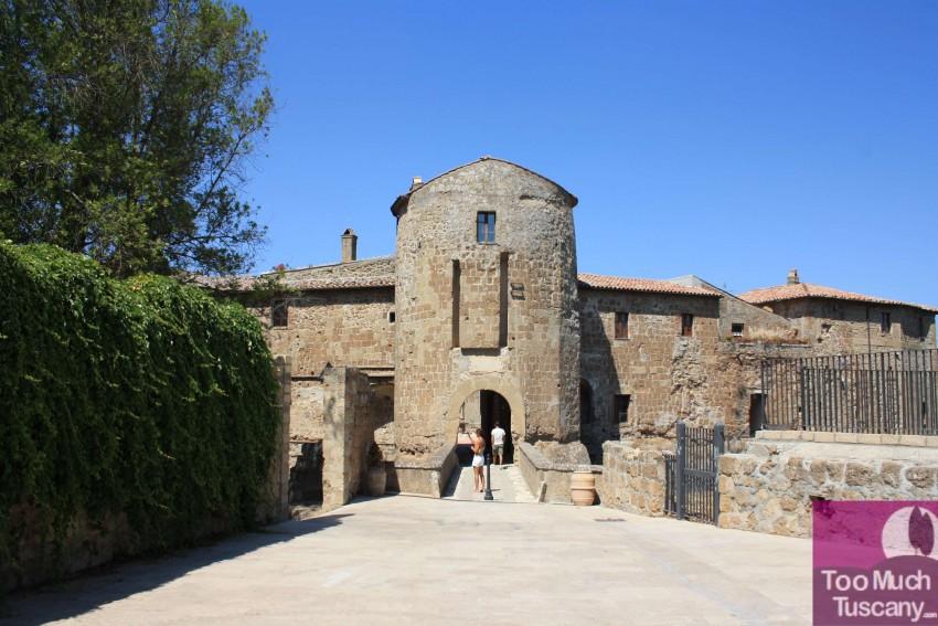 Orsini Fortress