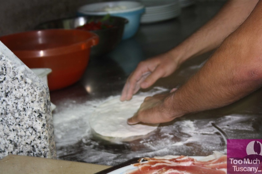 Making paposcia