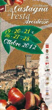 Arcidosso Chestnut fair