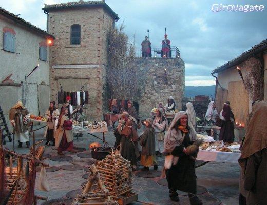 Live Crèche in Casole